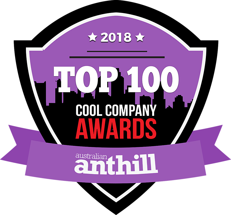 top 100 cool company awards 2018