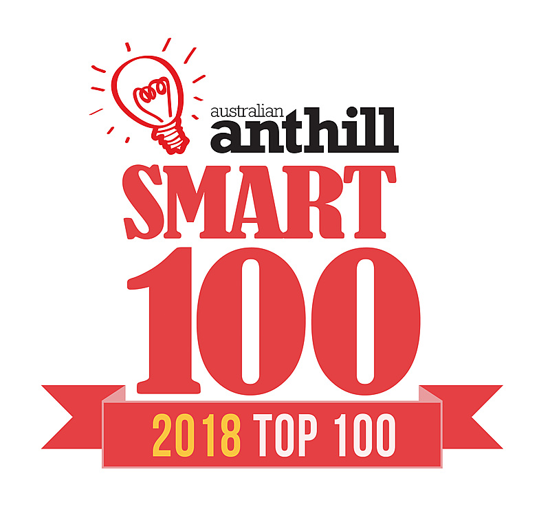 anthill smart top 100 2018