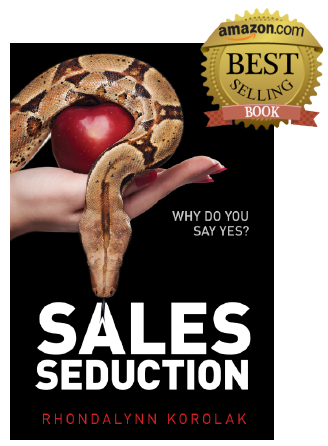 Book sales seduction